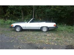 1976 Mercedes-Benz 450SL (CC-1118007) for sale in Cadillac, Michigan