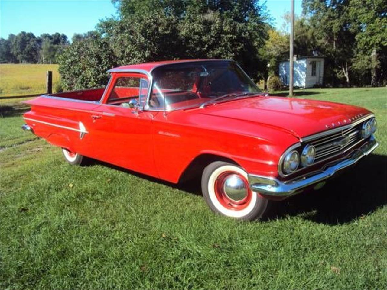 1960 Chevrolet El Camino (CC-1118009) for sale in Cadillac, Michigan