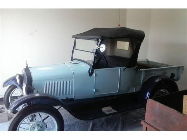 1927 Ford Model T (CC-1118034) for sale in Cadillac, Michigan