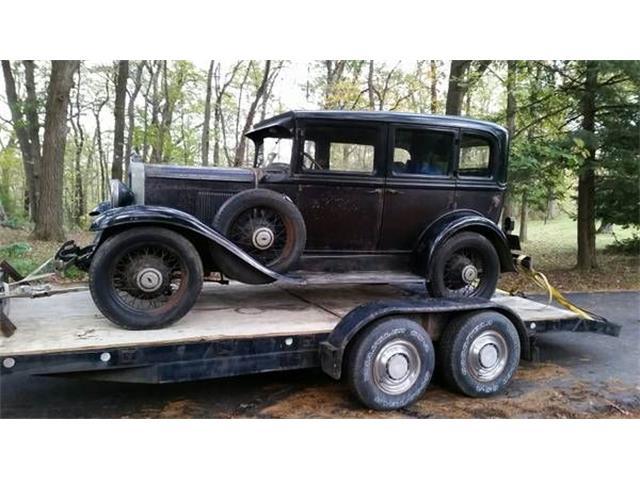 1930 Chevrolet Sedan (CC-1118038) for sale in Cadillac, Michigan