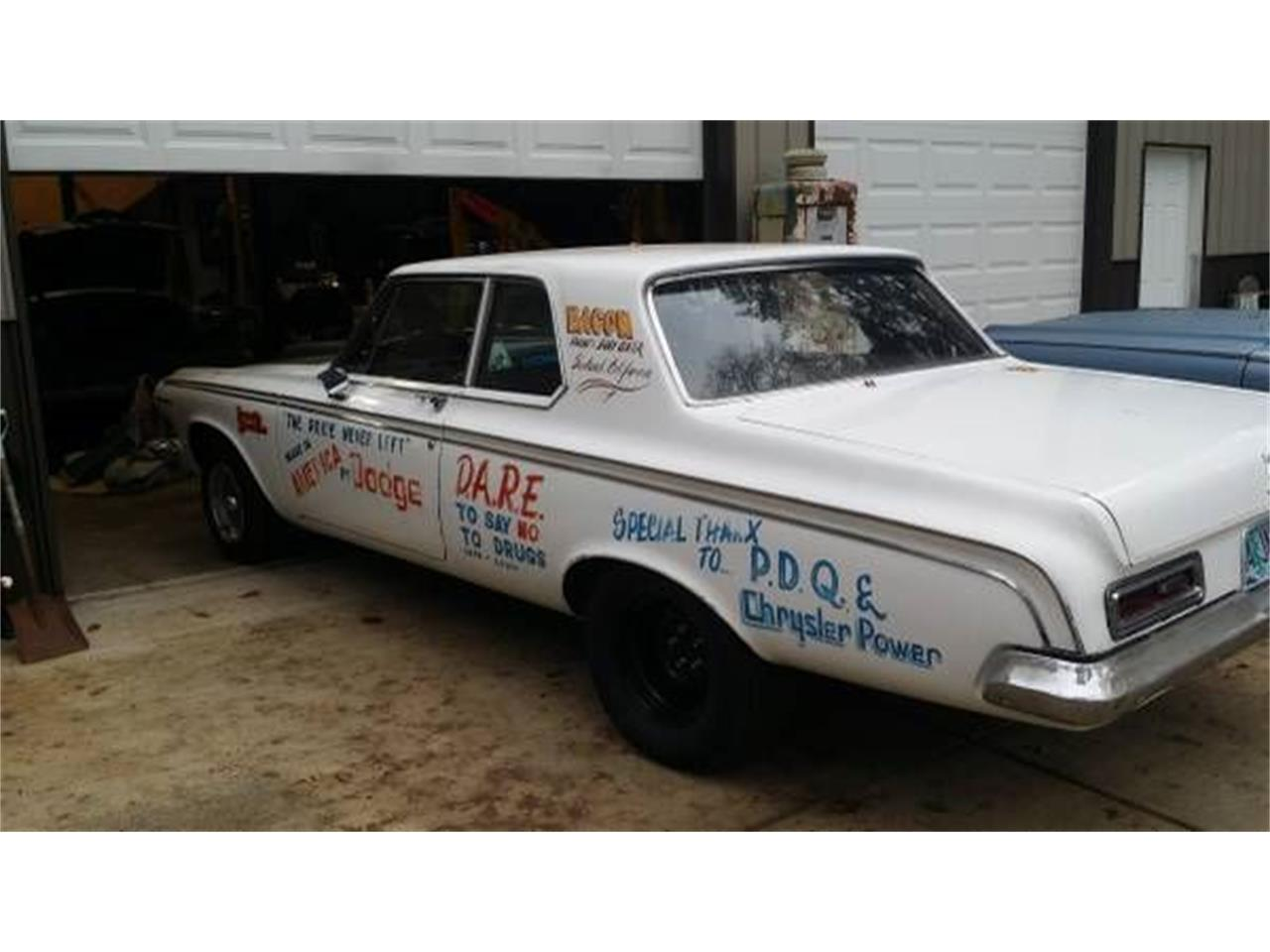 1963 Dodge Dart (CC-1118041) for sale in Cadillac, Michigan
