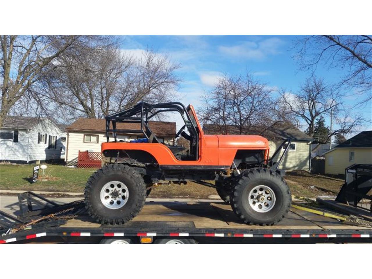 1982 Jeep CJ5 (CC-1118061) for sale in Cadillac, Michigan