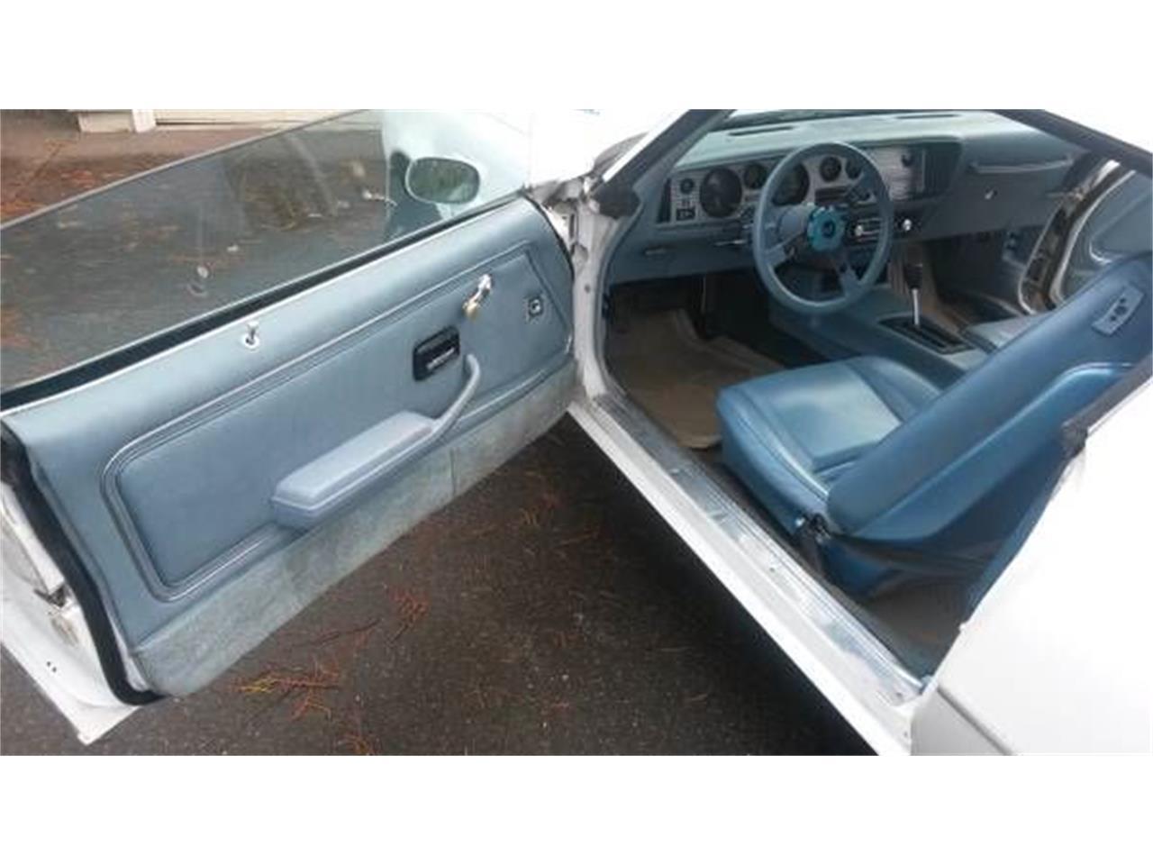 1979 Pontiac Firebird Trans Am (CC-1118064) for sale in Cadillac, Michigan