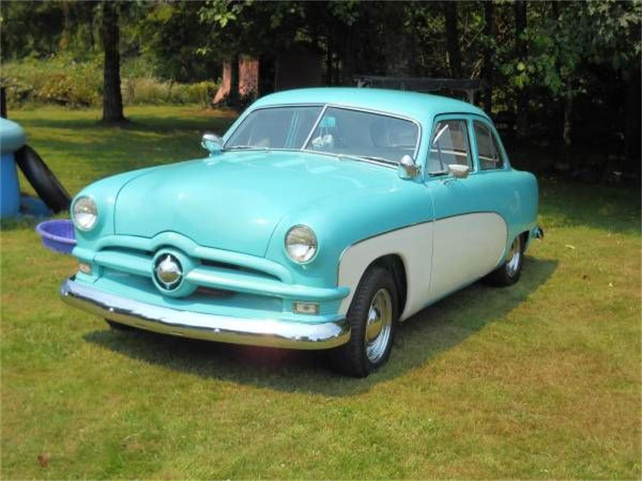 1950 Ford Coupe (CC-1118065) for sale in Cadillac, Michigan