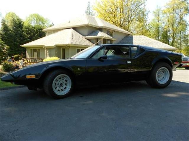 1973 De Tomaso Pantera (CC-1118075) for sale in Cadillac, Michigan