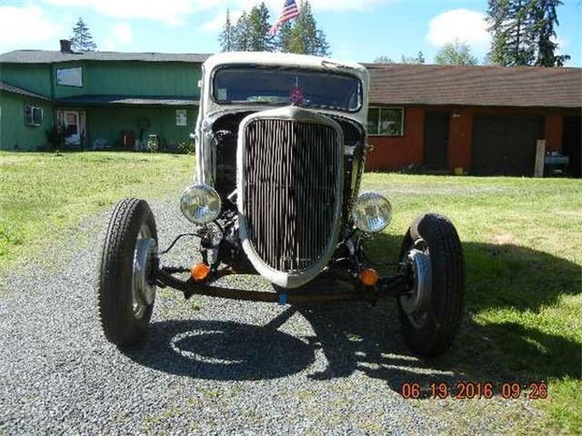 1934 Ford Victoria (CC-1118080) for sale in Cadillac, Michigan