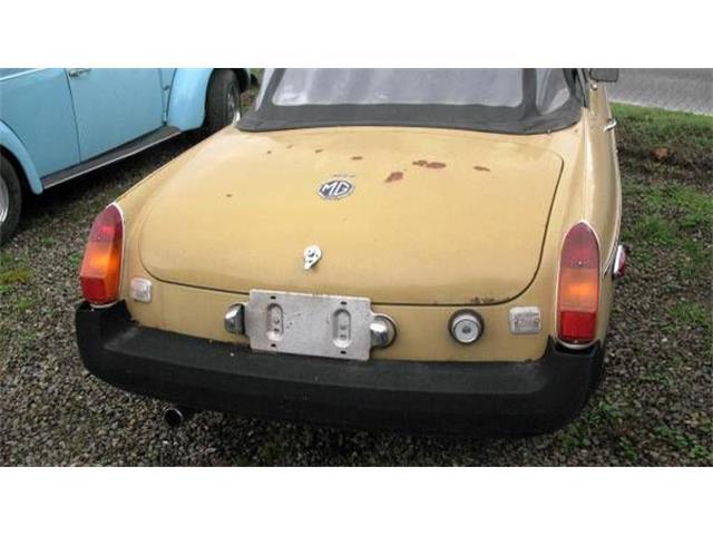 1974 MG MGB (CC-1118083) for sale in Cadillac, Michigan