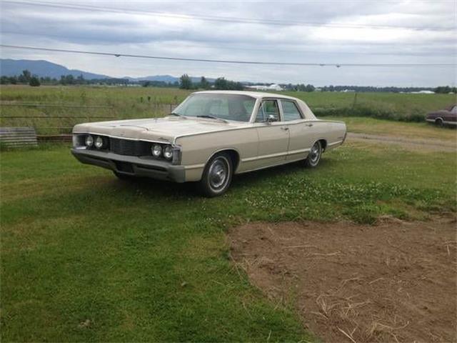 1968 Mercury Monterey (CC-1118086) for sale in Cadillac, Michigan