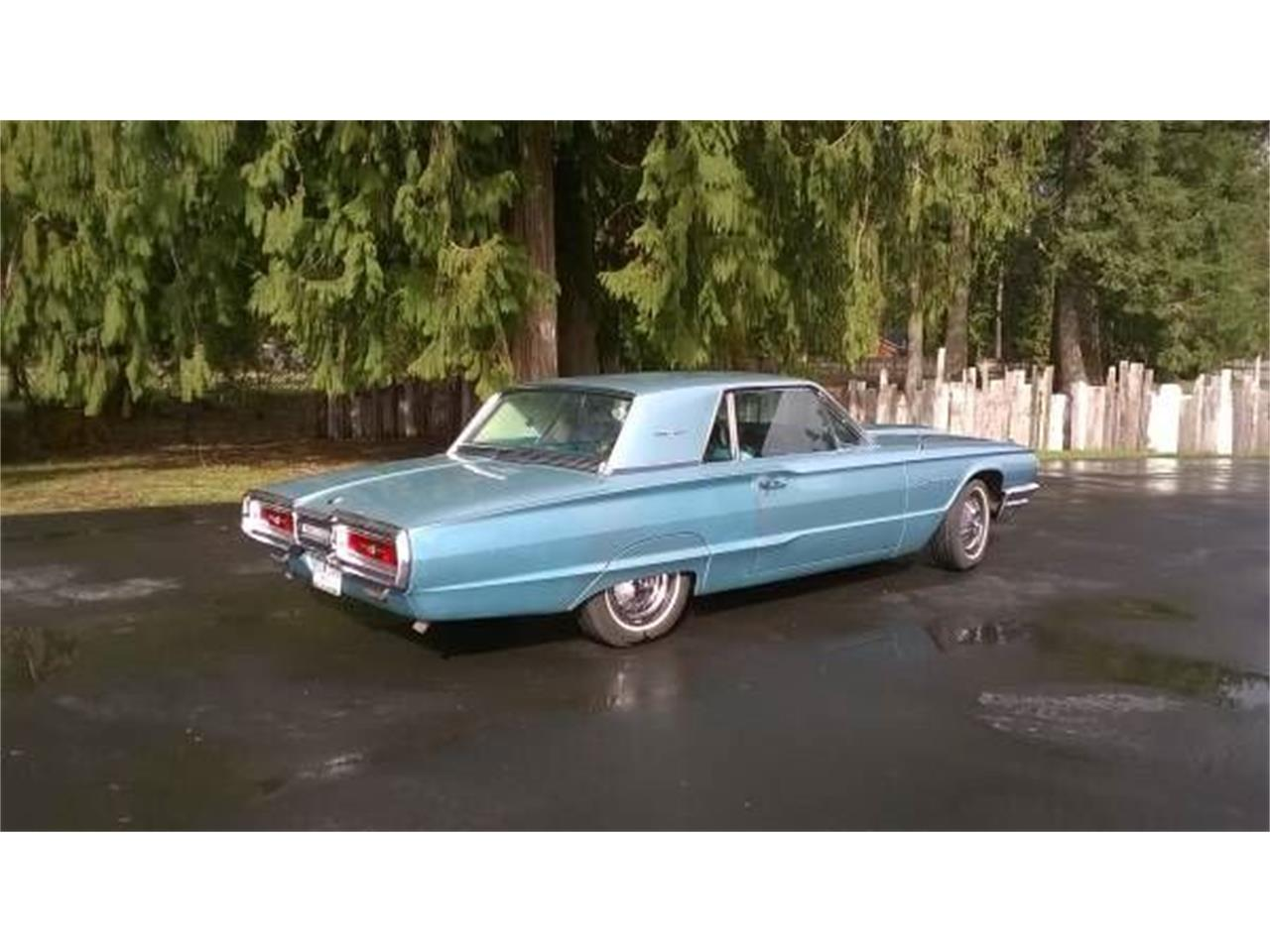 1964 Ford Thunderbird (CC-1118087) for sale in Cadillac, Michigan