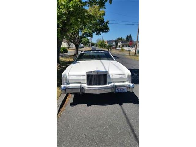1976 Lincoln Continental (CC-1118101) for sale in Cadillac, Michigan