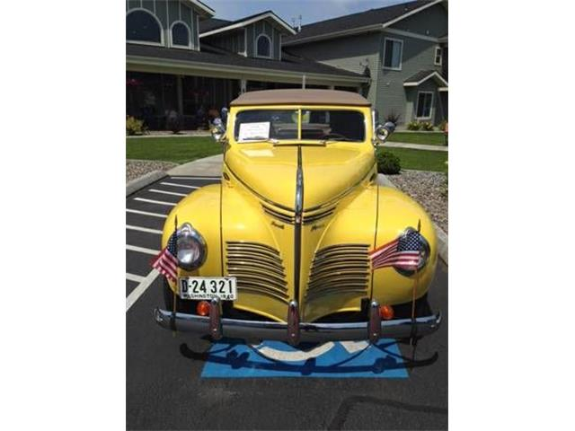 1940 Plymouth Deluxe (CC-1118111) for sale in Cadillac, Michigan