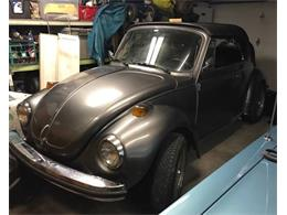 1979 Volkswagen Super Beetle (CC-1118136) for sale in Cadillac, Michigan