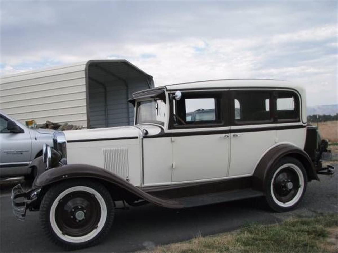 1930 Chevrolet Sedan (CC-1118143) for sale in Cadillac, Michigan