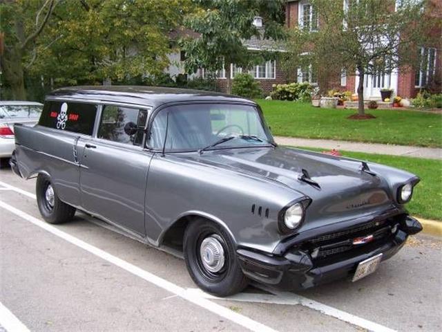 1957 Chevrolet Sedan Delivery (CC-1118146) for sale in Cadillac, Michigan