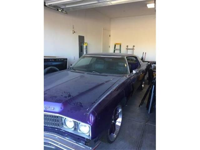 1973 Chevrolet Impala (CC-1118153) for sale in Cadillac, Michigan