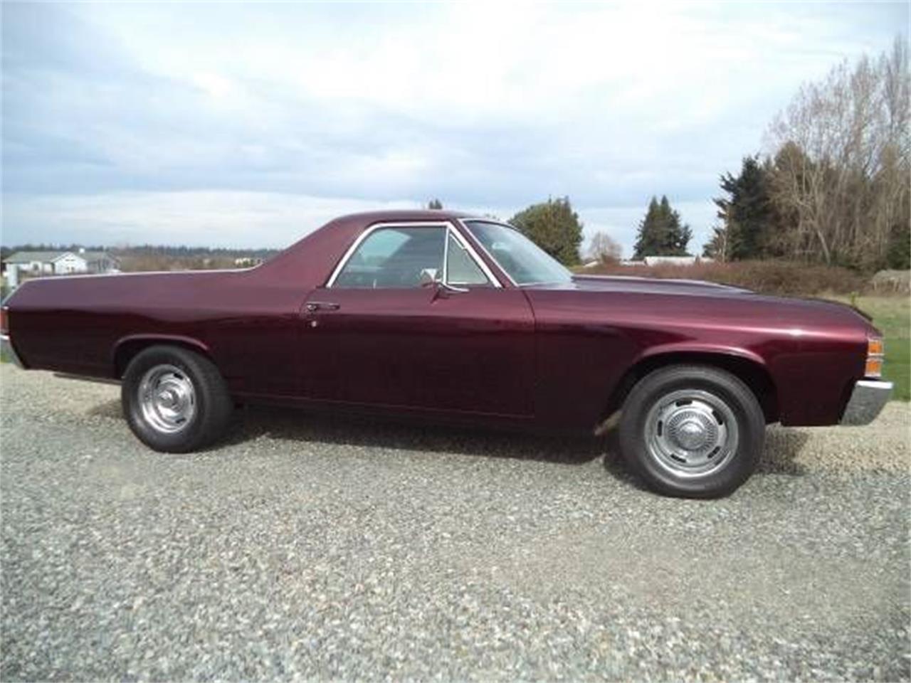 1971 Chevrolet El Camino (CC-1118172) for sale in Cadillac, Michigan