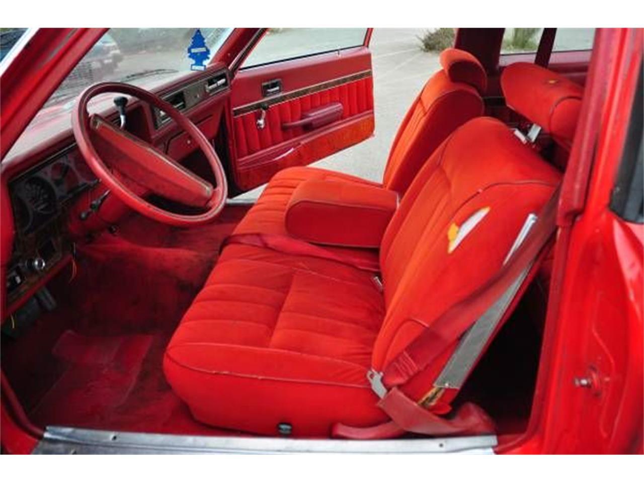 1977 Chevrolet Nova (CC-1118184) for sale in Cadillac, Michigan