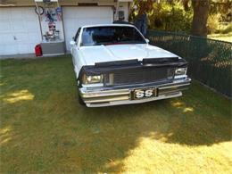 1978 Chevrolet El Camino (CC-1118187) for sale in Cadillac, Michigan