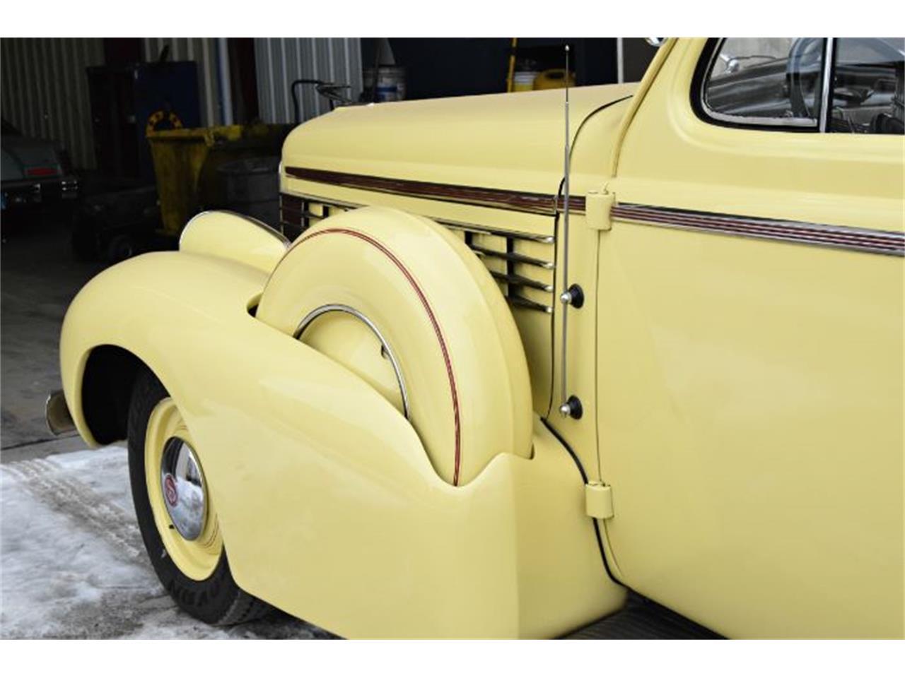 1938 Cadillac LaSalle (CC-1118202) for sale in Cadillac, Michigan
