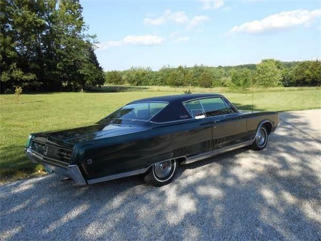 1968 Chrysler Newport (CC-1118219) for sale in Cadillac, Michigan