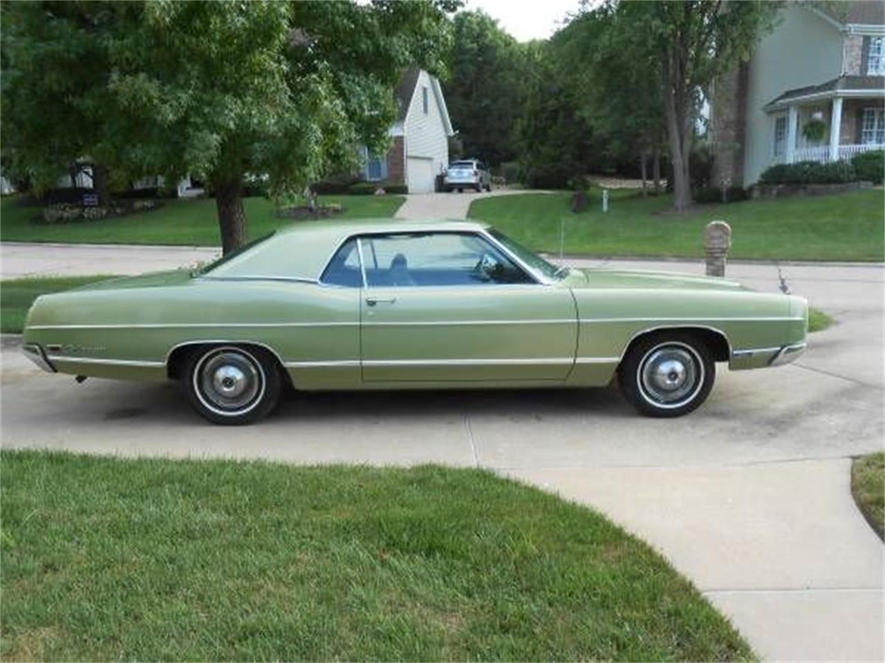 1969 Ford Galaxie 500 (CC-1118221) for sale in Cadillac, Michigan