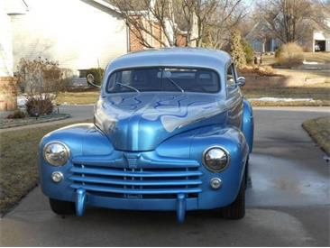 1948 Ford Sedan (CC-1118222) for sale in Cadillac, Michigan