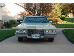 1972 Cadillac Coupe DeVille (CC-1118223) for sale in Cadillac, Michigan