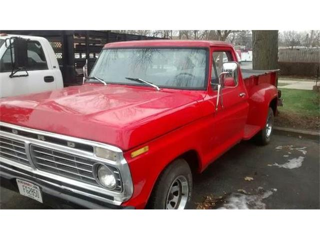 1970 Ford F100 (CC-1118231) for sale in Cadillac, Michigan