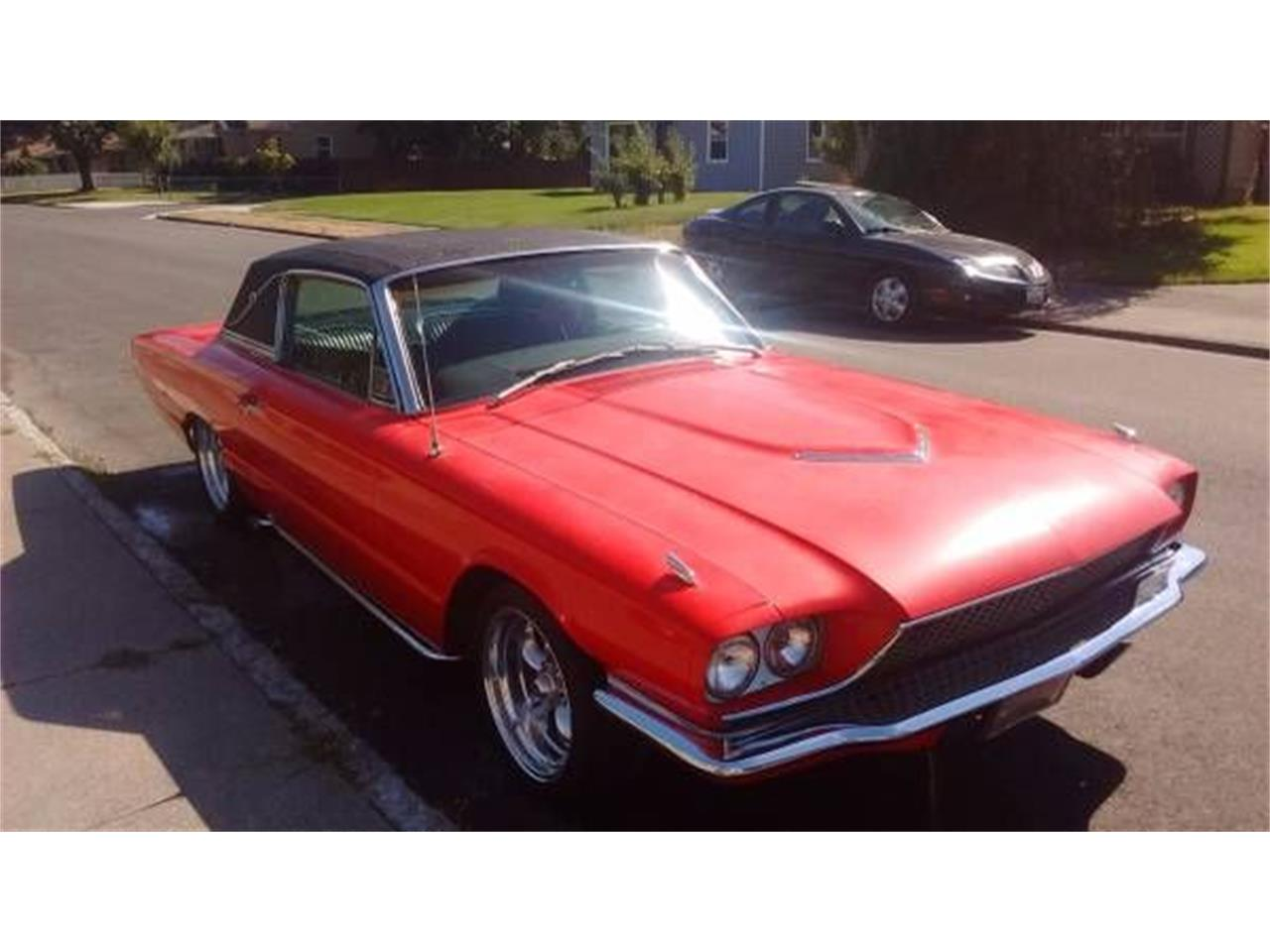 1966 Ford Thunderbird (CC-1118236) for sale in Cadillac, Michigan
