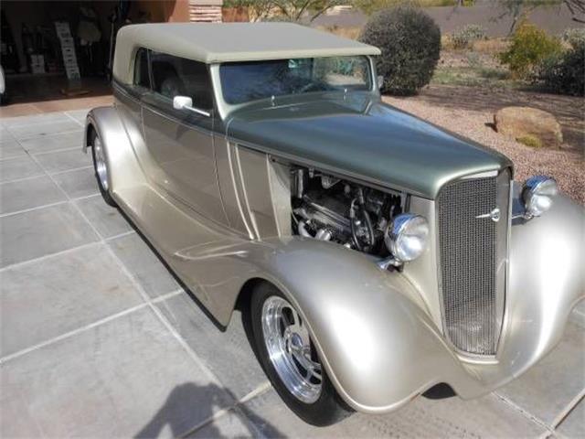 1934 Chevrolet Antique (CC-1118247) for sale in Cadillac, Michigan