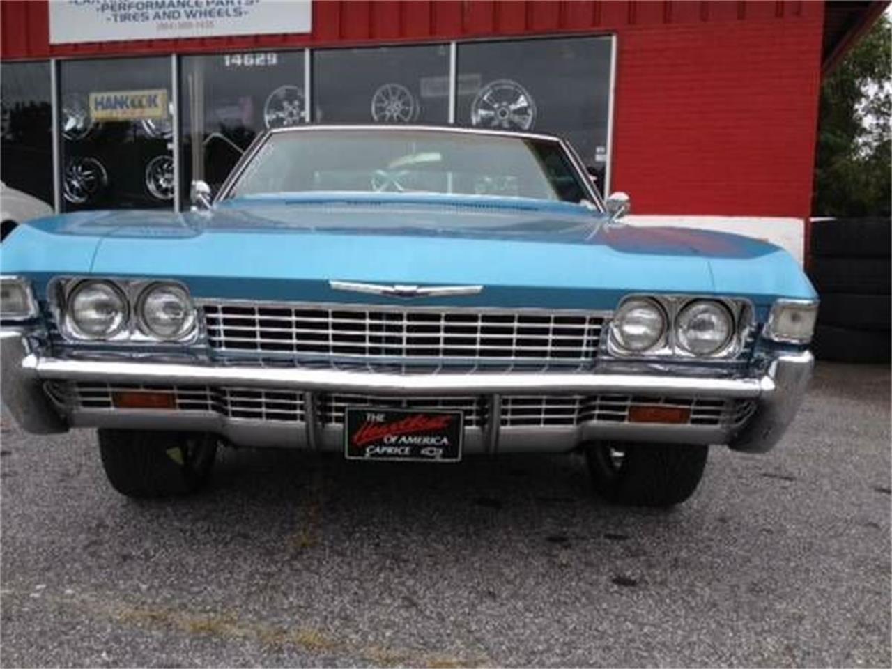 1968 Chevrolet Caprice (CC-1118252) for sale in Cadillac, Michigan