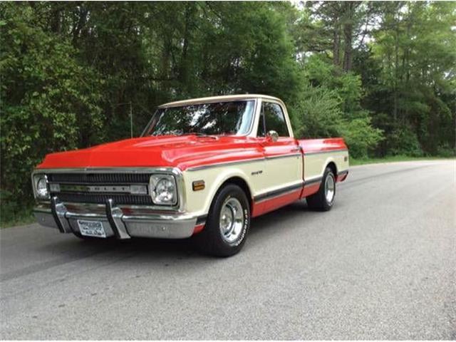 1969 Chevrolet C10 (CC-1118256) for sale in Cadillac, Michigan