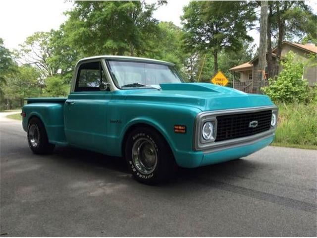 1972 Chevrolet C10 (CC-1118257) for sale in Cadillac, Michigan