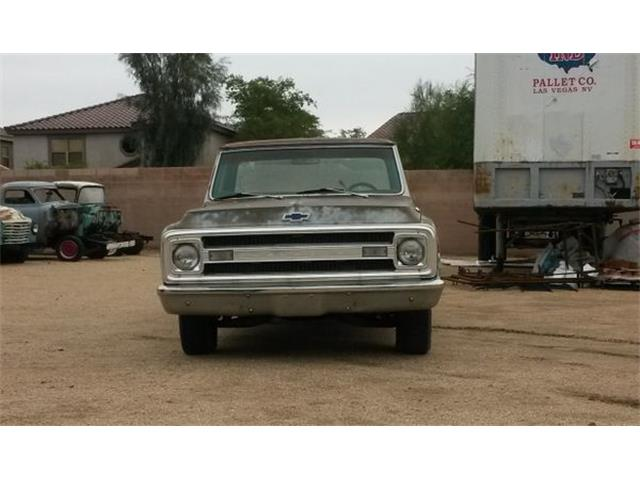 1969 Chevrolet C10 (CC-1118272) for sale in Cadillac, Michigan
