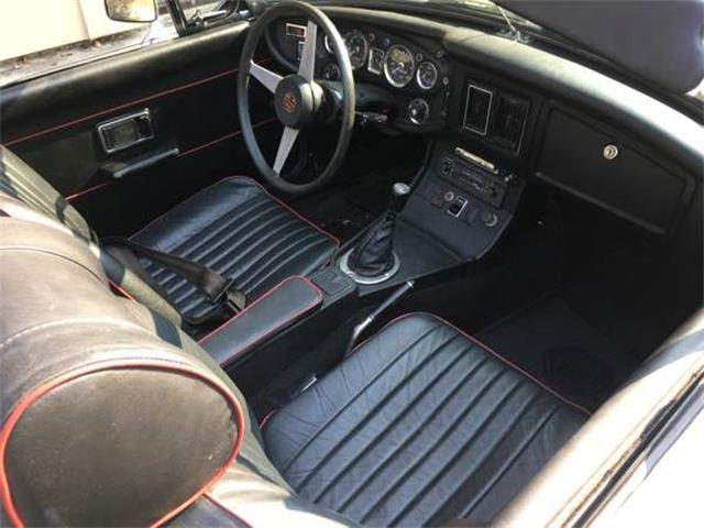 1974 MG MGB (CC-1118292) for sale in Cadillac, Michigan