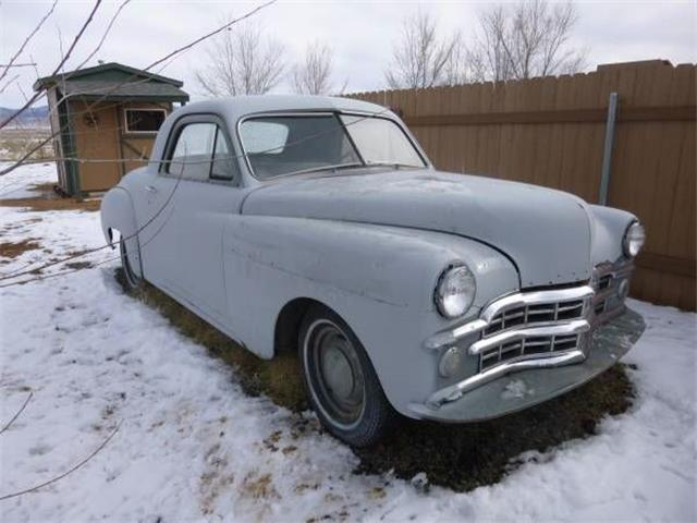 1949 Dodge Wayfarer (CC-1118294) for sale in Cadillac, Michigan