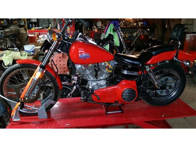 1980 Harley-Davidson Wide Glide (CC-1118306) for sale in Cadillac, Michigan