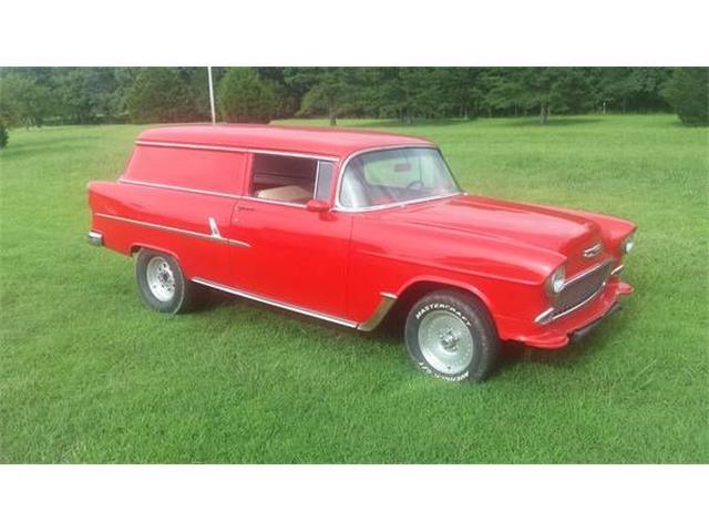 1955 Chevrolet Sedan Delivery (CC-1118311) for sale in Cadillac, Michigan