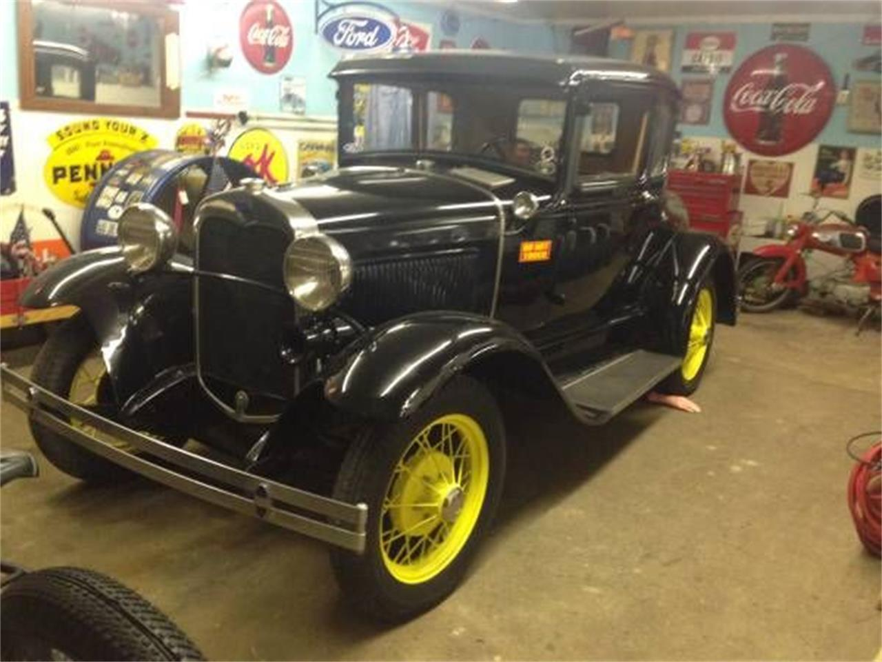 1930 Ford Model A (CC-1118331) for sale in Cadillac, Michigan