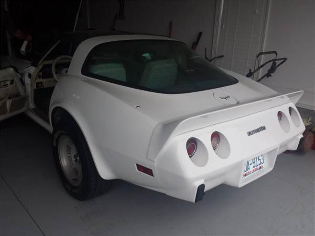 1979 Chevrolet Corvette (CC-1118337) for sale in Cadillac, Michigan