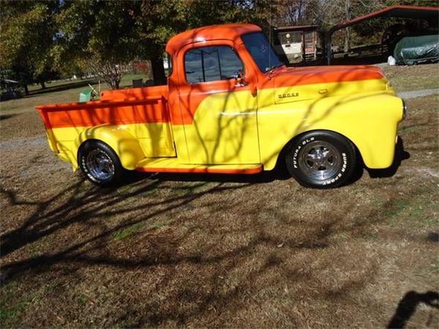 1952 Dodge 1/2-Ton Pickup (CC-1118350) for sale in Cadillac, Michigan