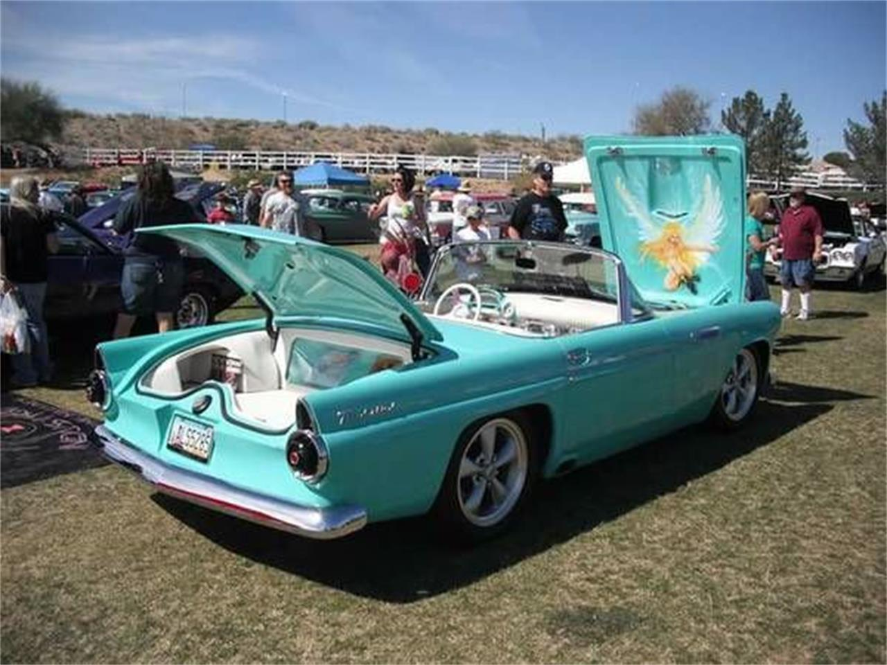 1955 Ford Thunderbird (CC-1118351) for sale in Cadillac, Michigan
