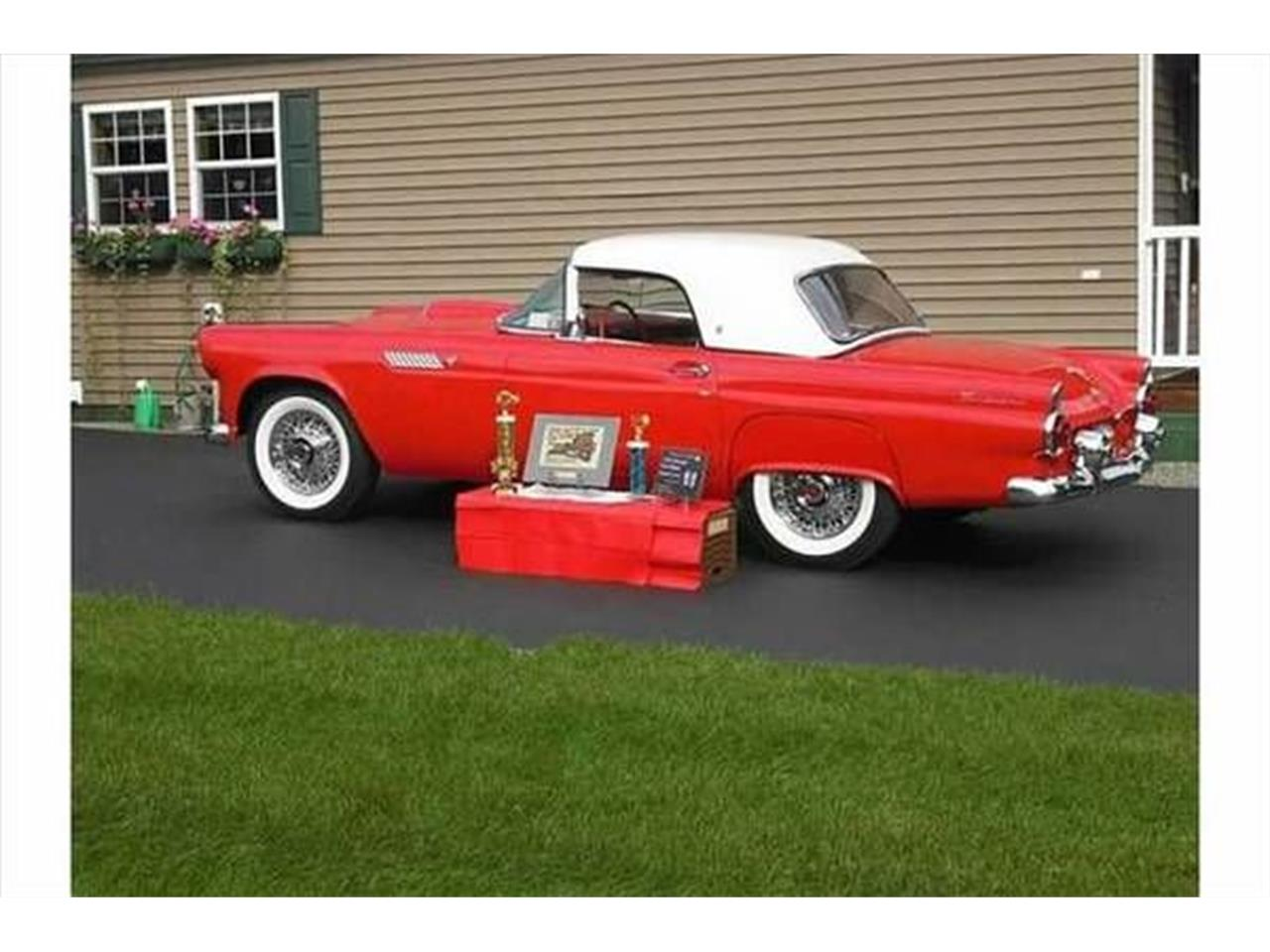 1955 Ford Thunderbird (CC-1118361) for sale in Cadillac, Michigan