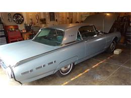 1962 Ford Thunderbird (CC-1118380) for sale in Cadillac, Michigan