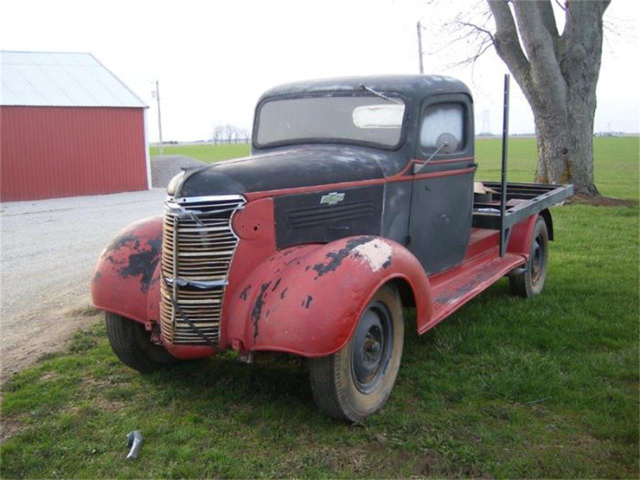 1938 Chevrolet Flatbed (CC-1118381) for sale in Cadillac, Michigan