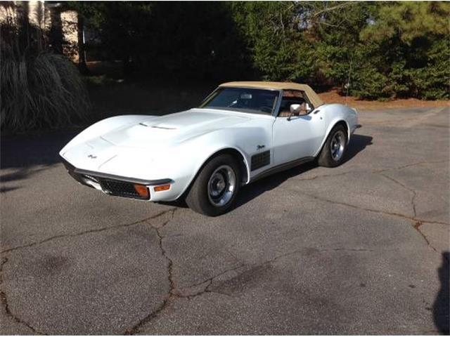 1969 Chevrolet Corvette (CC-1118386) for sale in Cadillac, Michigan