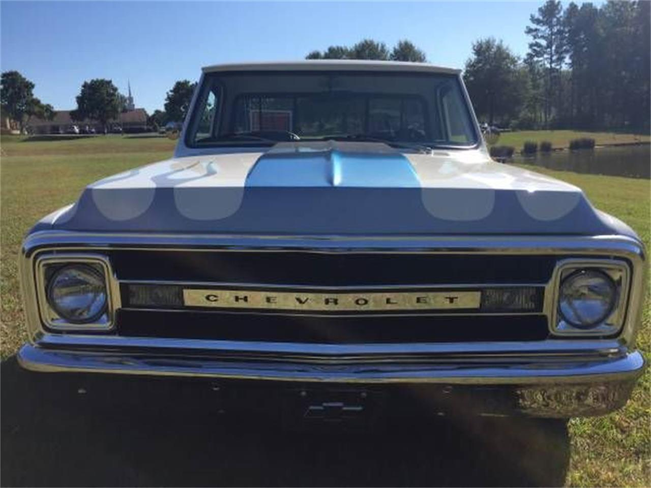 1970 Chevrolet C10 (CC-1118390) for sale in Cadillac, Michigan