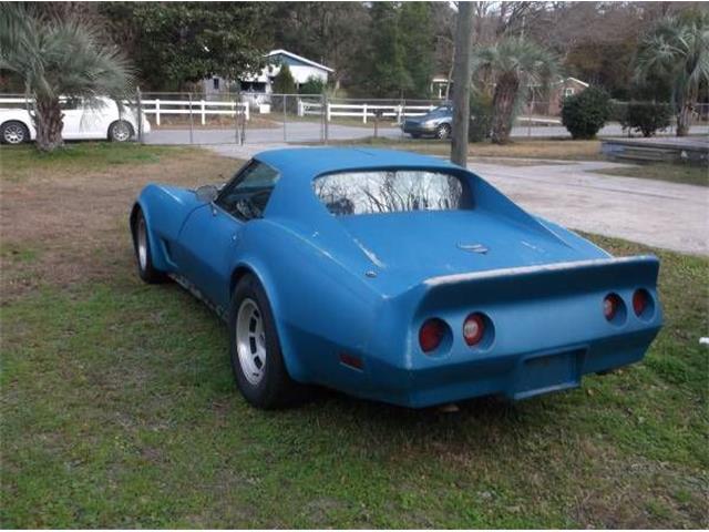 1977 Chevrolet Corvette (CC-1118397) for sale in Cadillac, Michigan