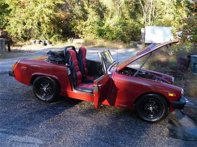 1976 MG Midget (CC-1118400) for sale in Cadillac, Michigan