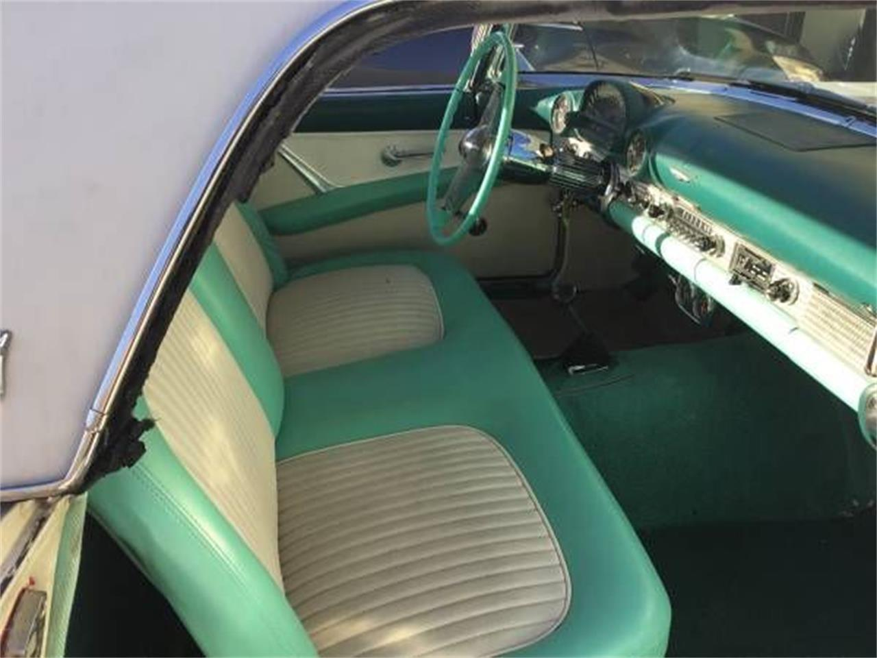 1955 Ford Thunderbird (CC-1118432) for sale in Cadillac, Michigan